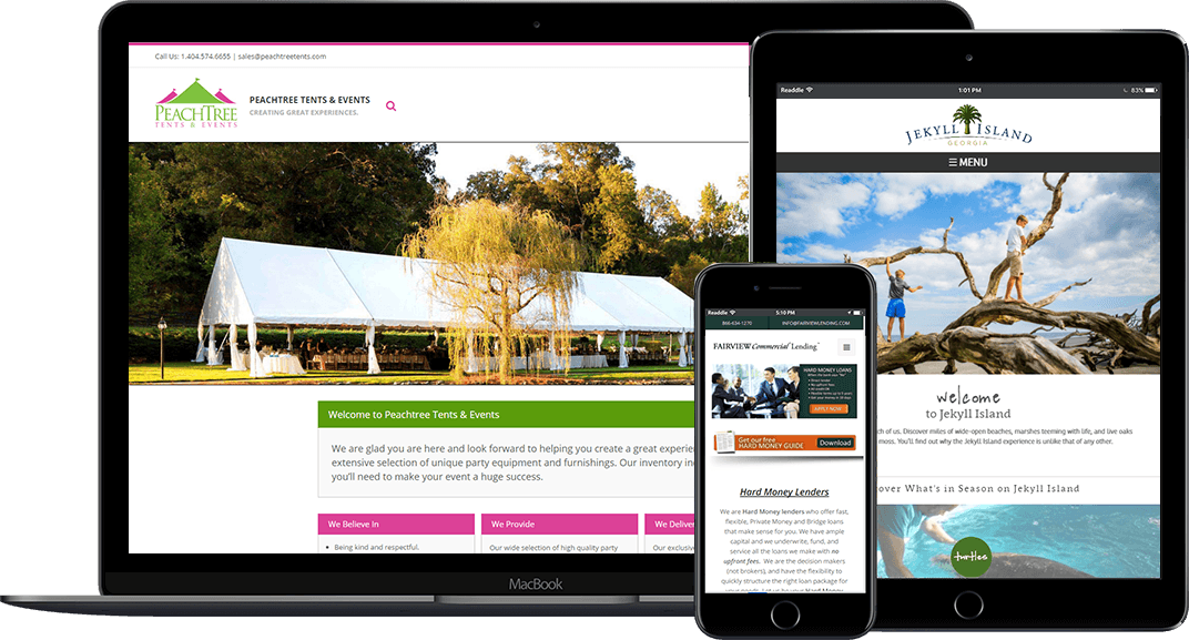 atlanta responsive web design