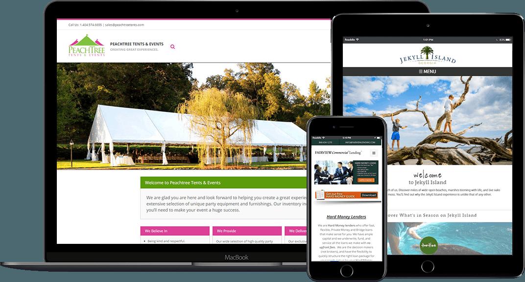 atlanta responsive web design