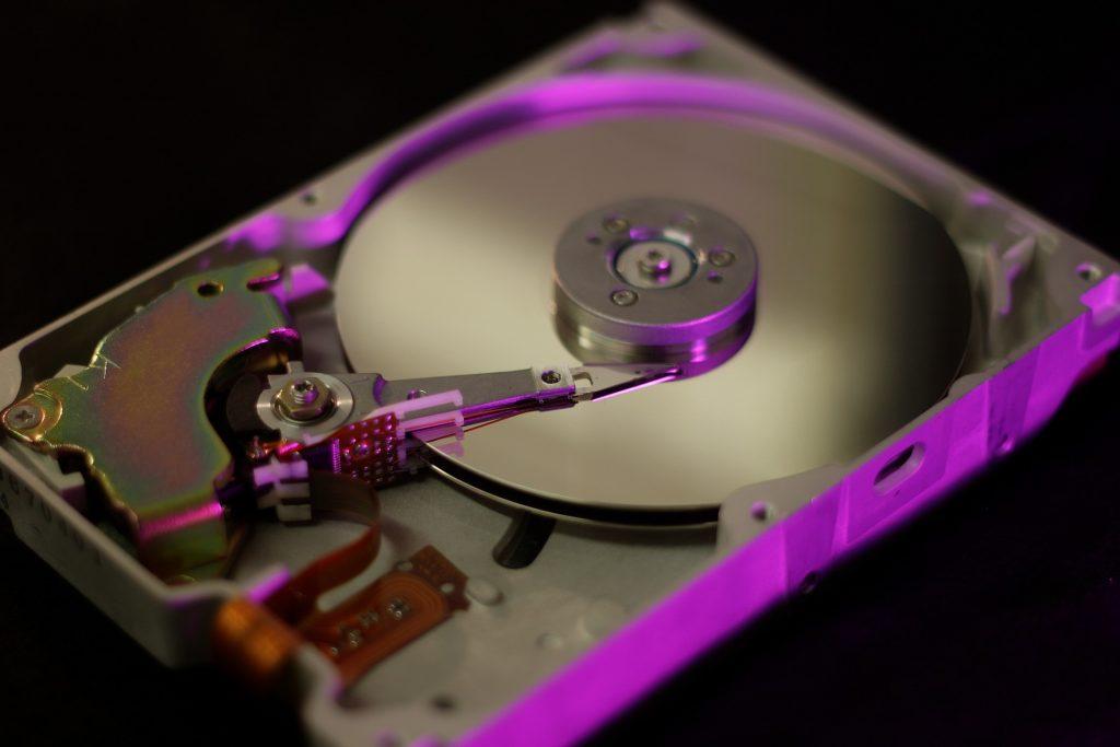 valdosta-it-services-data-backup-disc