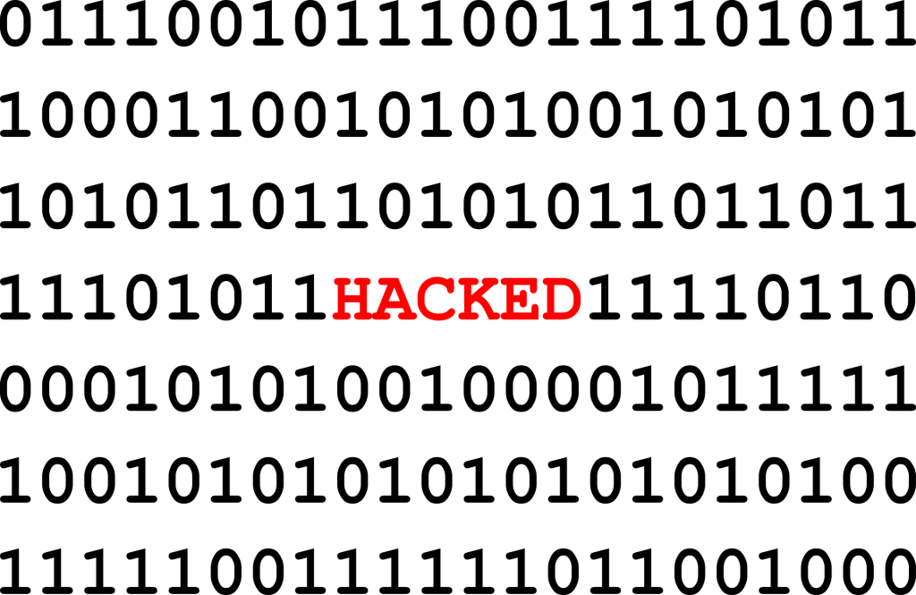 cyber-security hacked graphic small business tips